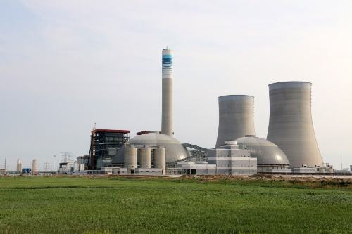 北京壽光電廠鋼結構網架工程