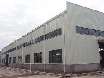 北京安徽省合肥國際農品物流園鋼結構廠房工程