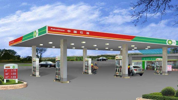 湖北省加油站