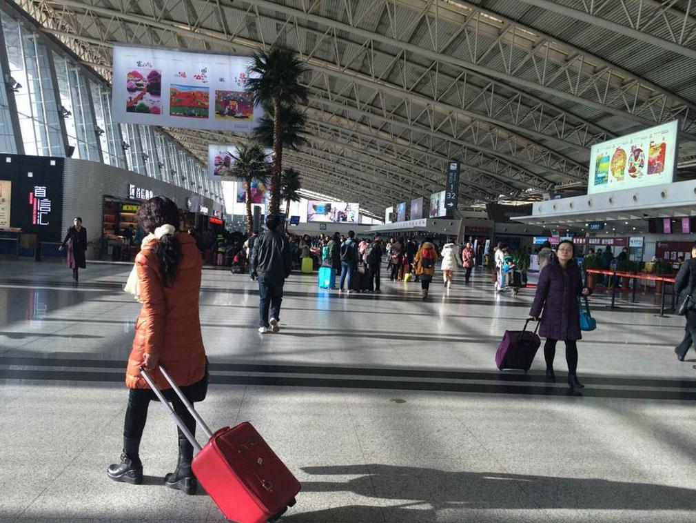 西安咸陽國際機場航空工業網架