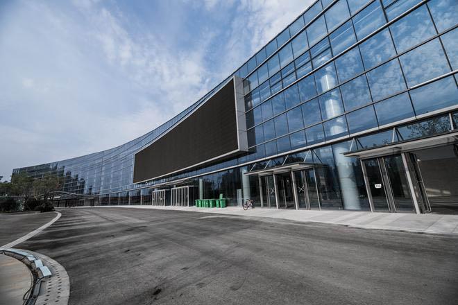 资阳市会展中心幕墙工程