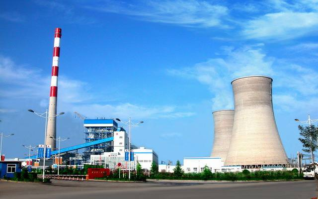 廣西華電烏魯木齊熱電廠鋼結構網架工程