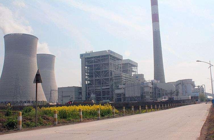 北京華能嘉祥電廠鋼結構網架工程