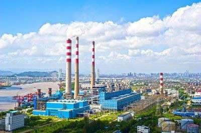 北京國華焦作電廠鋼結構網架工程