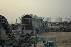 三明大田縣垃圾中心鋼構