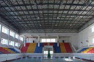 泰州體育館網架