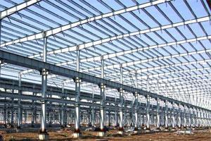 鄂爾多斯綠能鋼結構